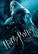 Der Halbblutprinz Charakterposter Albus Dumbledore Version II
