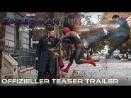 SPIDER-MAN- NO WAY HOME - Teaser-Trailer (deutsch-german) - Marvel HD