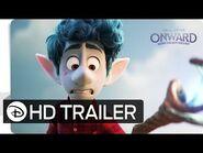ONWARD- KEINE HALBEN SACHEN – Teaser Trailer (deutsch-german) - Disney•Pixar HD