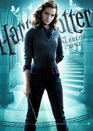 Der Halbblutprinz Charakterposter Hermine Granger