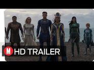 Marvel Studios' Eternals I Offizieller Trailer I Marvel HD