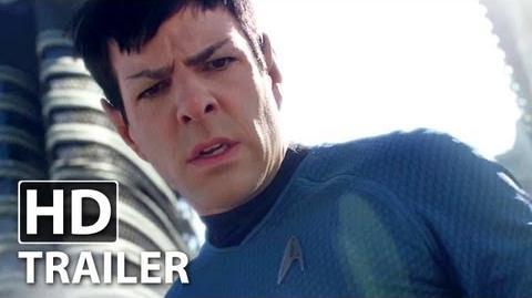 Star Trek Into Darkness - Trailer 2 (Deutsch German) HD