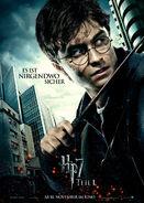 Die Heiligtümer des Todes, Teil 1 Charakterposter Harry Potter