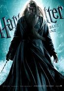 Der Halbblutprinz Charakterposter Albus Dumbledore
