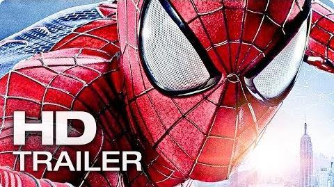 THE AMAZING SPIDER-MAN 2 Final Trailer Deutsch German 2014 HD