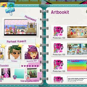 Pinkki-fani 100-MainPage.png