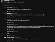Dwiana msp bullying minors on youtube 1