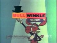 The Bullwinkle Show title