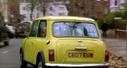 I001057004 Mr Bean Mr Bean's Car Mini 1000 Mini Cooper 1985