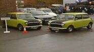 Dsfdsf mr bean two minis