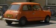 Mr. Bean - Bean's orange mini