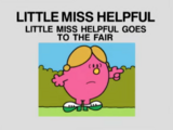 Little Miss Helpful Goes to the Fair