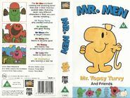Mr Topsy-Turvy and Friends VHS