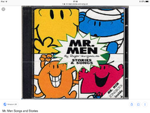 Mr. Men Stories And Songs
