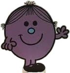 Little Miss Stubborn Happy
