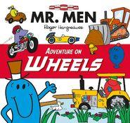 Mr. Men Adventure on Wheels cover