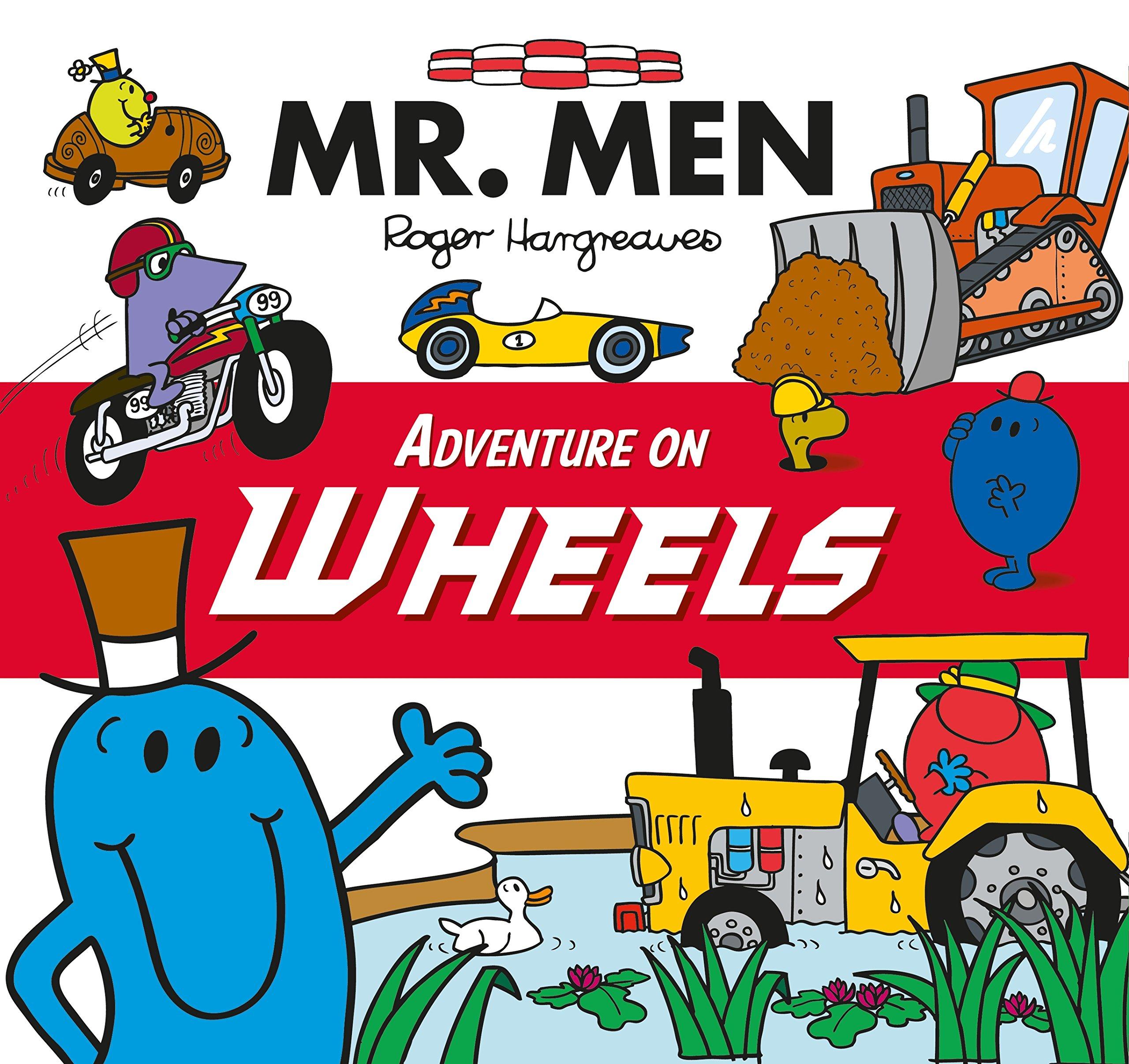 Mr. Men - Adventure on Wheels