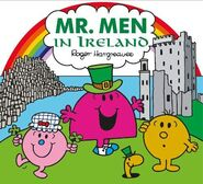 Mr. Men in Ireland Cover