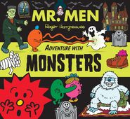 Mr. Men Adventure with Monsters cover