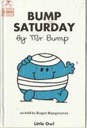 Bump Saturday by Mr. Bump