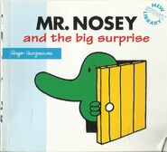 Mr Nosey and the big surprise 1