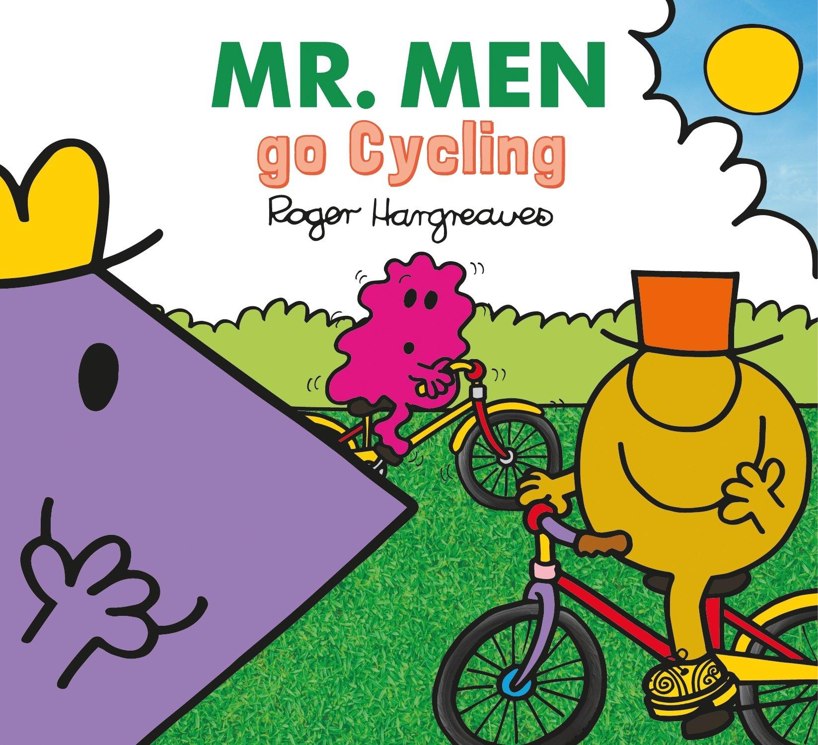 Mr. Men go Cycling