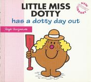 Little Miss Dotty has a dotty day out 1998 cover