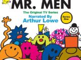 Mr. Men: The Complete Series One