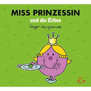 Little Miss Princess and the Pea (German Cover)