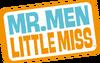 Mr Men Little Miss Logo