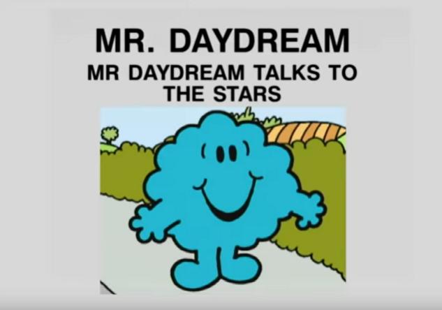 Mr. Daydream Talks to the Stars