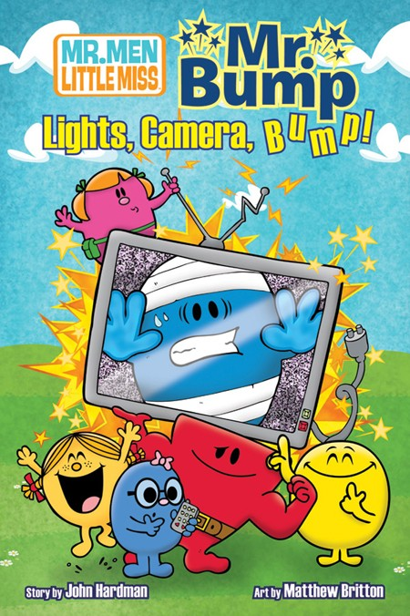 Mr. Bump: Lights, Camera, Bump!
