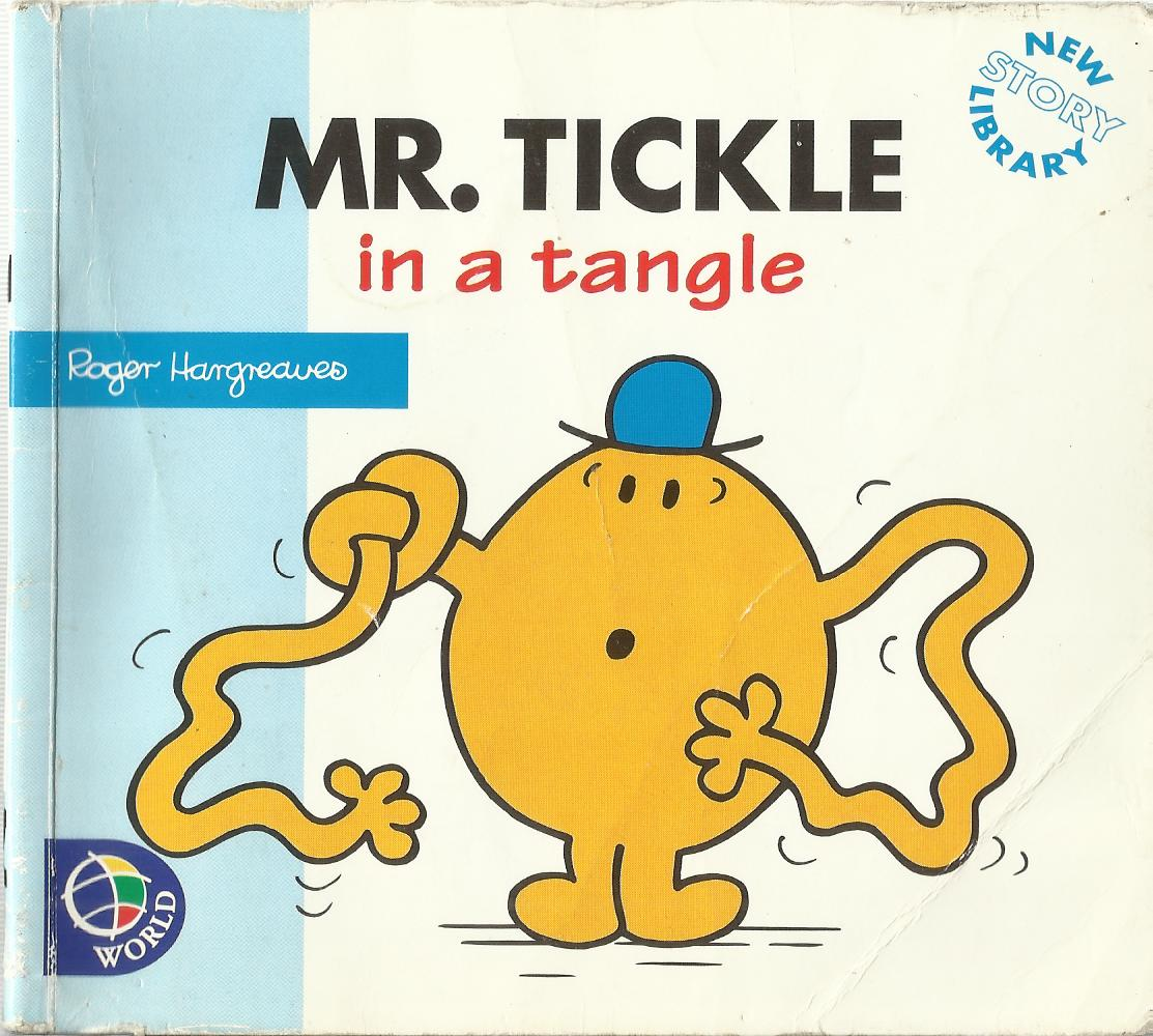 Mr. Tickle in a Tangle