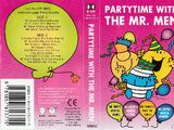 Party Time with the Mr. Men (CYP)