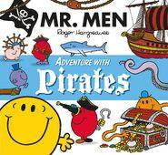Mr. Men Adventure with Pirates cover