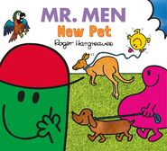 Mr. Men - The New Pet cover