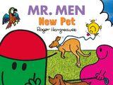 Mr. Men - The New Pet