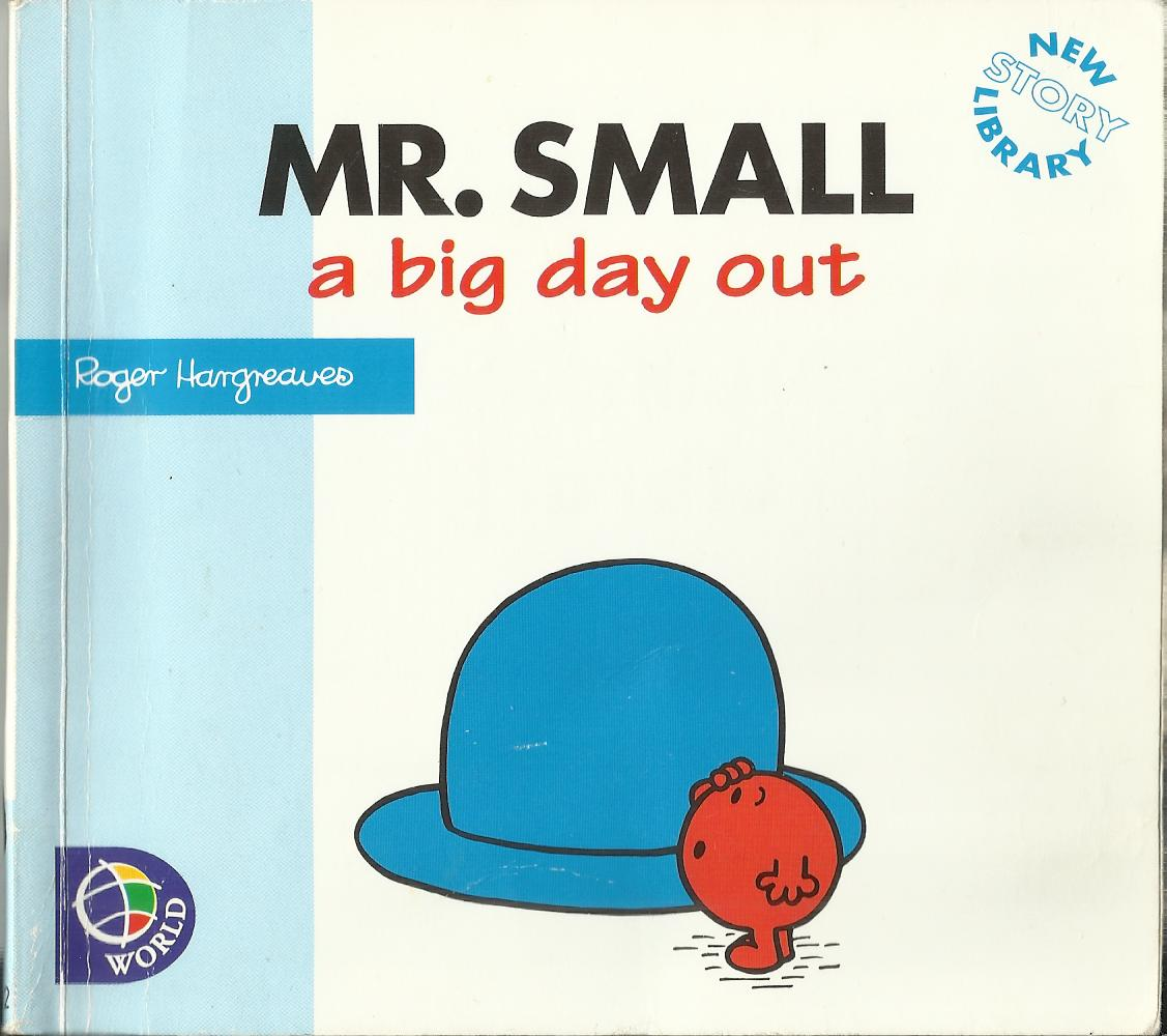 Mr. Small - A Big Day Out