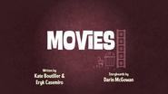 Movies Title Card
