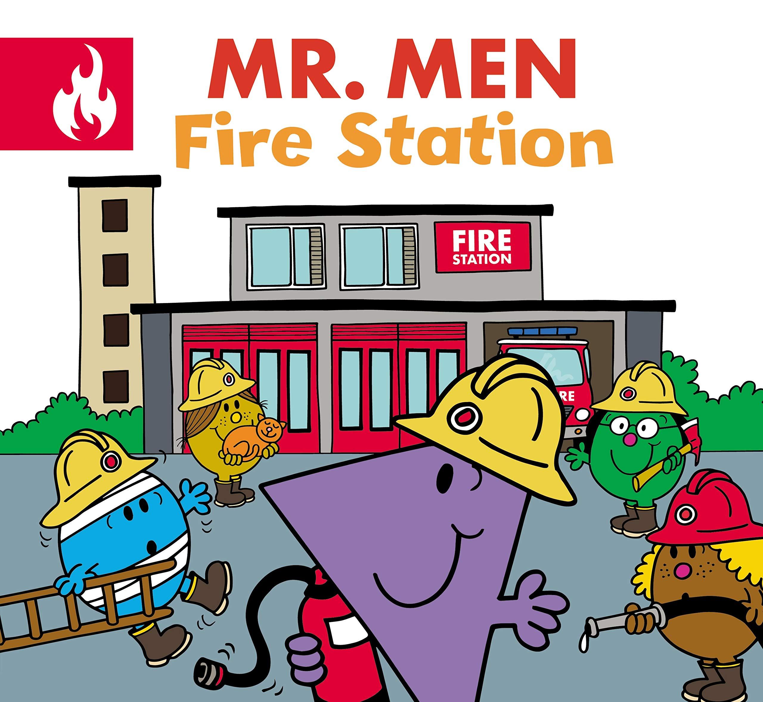 Mr. Men Fire Station