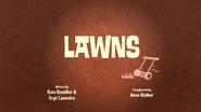 Lawns Title Card