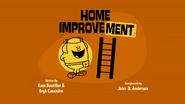 Home Improvement Title Card