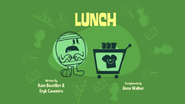 Lunch Title Card
