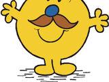 Mr. Moustache
