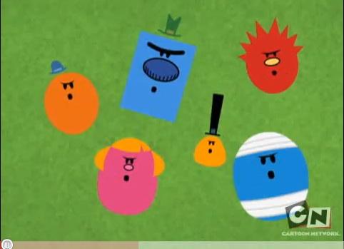 Angry Heads