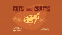 Arts and Crafts Title Card.png