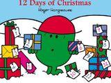 Mr. Men - 12 Days of Christmas