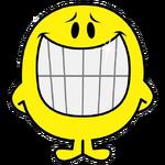 Happy transparent 2