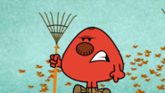 Mr Rude raking bad