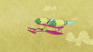 Flying 2892